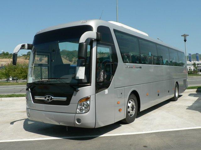 Автобус Hyundai Univers