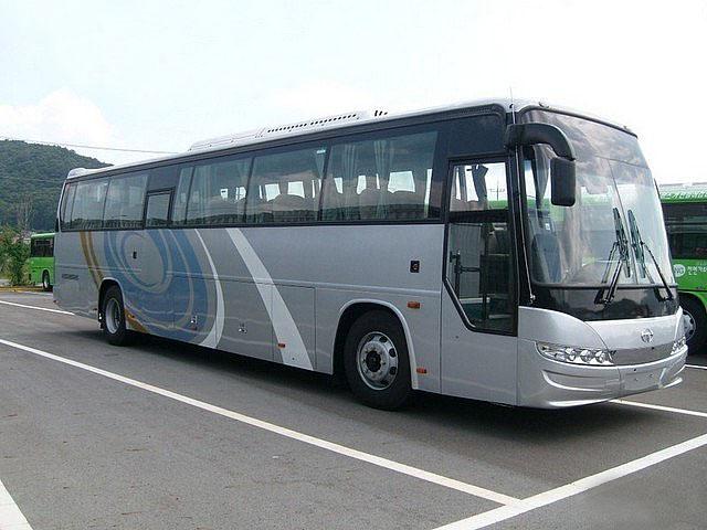 Daewoo Автобусы BH120F