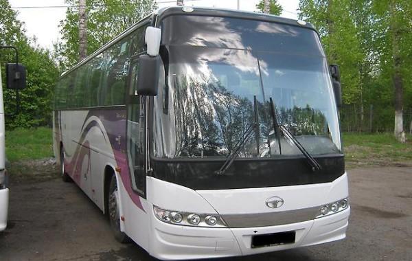 Daewoo Автобус BH120F