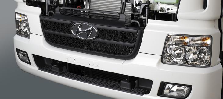 Грузовик Hyundai Hd 250/260