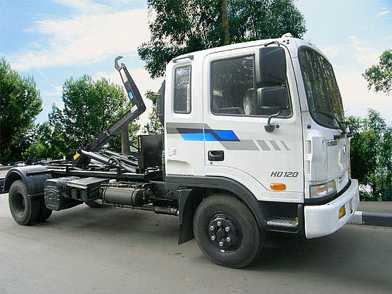 Hyundai Hd 20