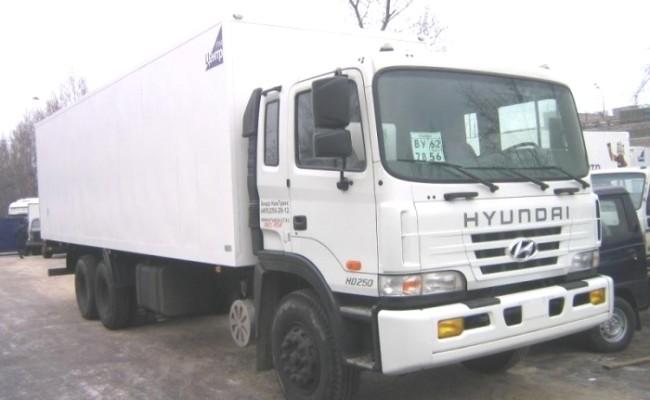 Фургон Hyundai Hd 250/260