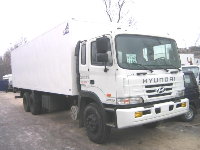 Hyundai HD 250/260