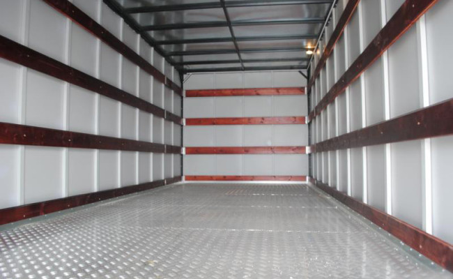 Hino 500 фургон