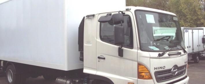 Грузовик Hino 500 серия