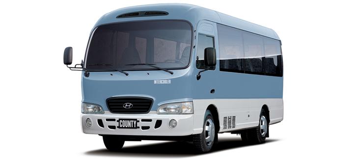 Hyundai County автобус