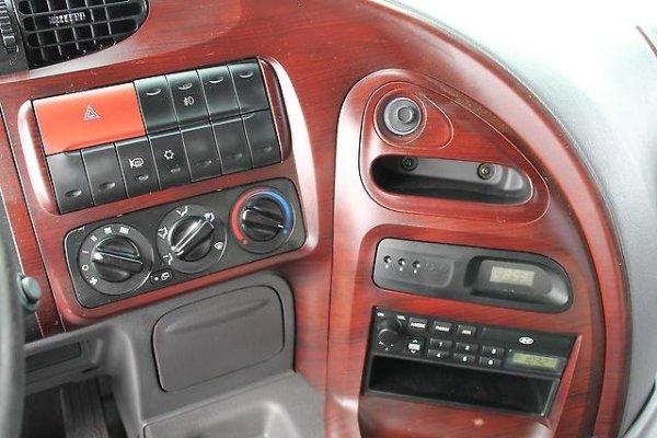 Hyundai Hd 170 панель управления