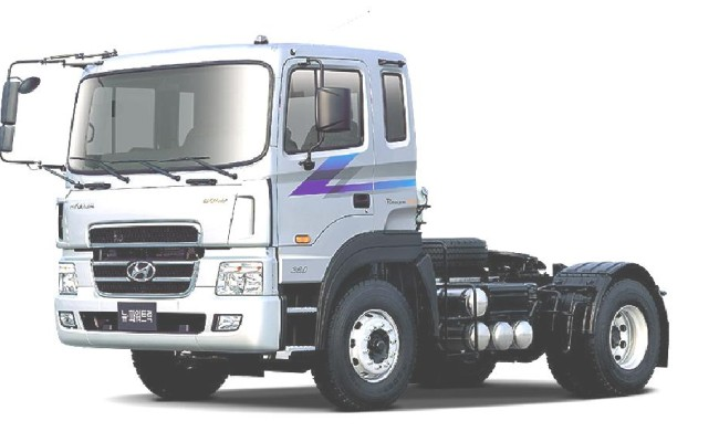 Hyundai Hd 500 шасси