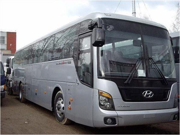 Hyundai Univers автобус