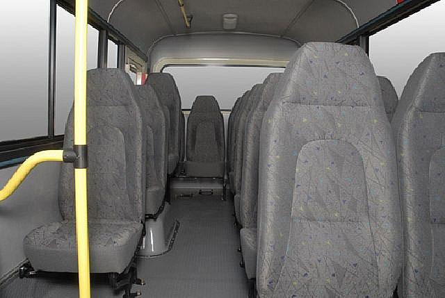 Салон автобуса County