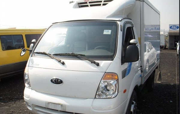 Kia Bongo III – бортовой грузовик